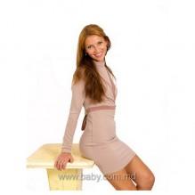 Платье-туника Catty 2в1: беременность, кормление (ТМ Мамасик)