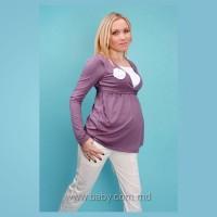 Tunica pentru sarcina si alaptare Decor