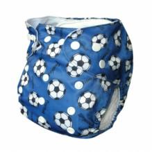Football albastru