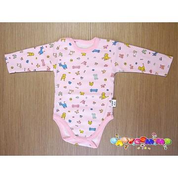 Body cu maneca lunga bebelusi