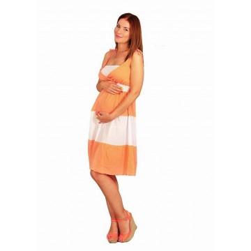 Летний сарафан для беременных
